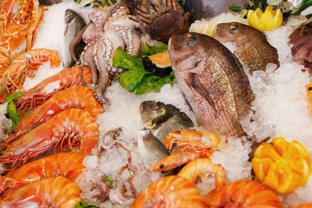 czego nie można jeść w ciąży owoce morza
