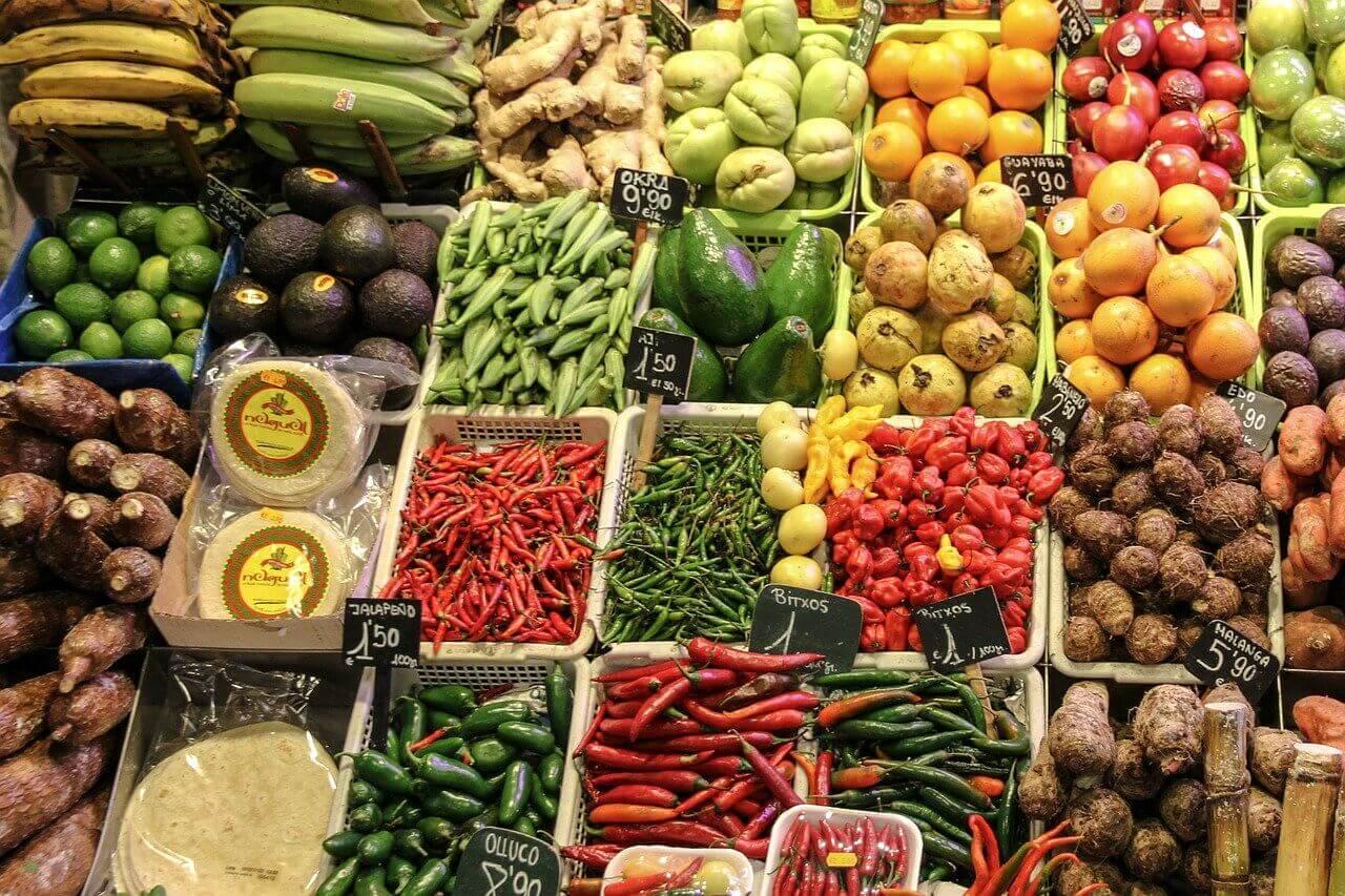 jakie warzywa powinno się jeść przy karmieniu piersią