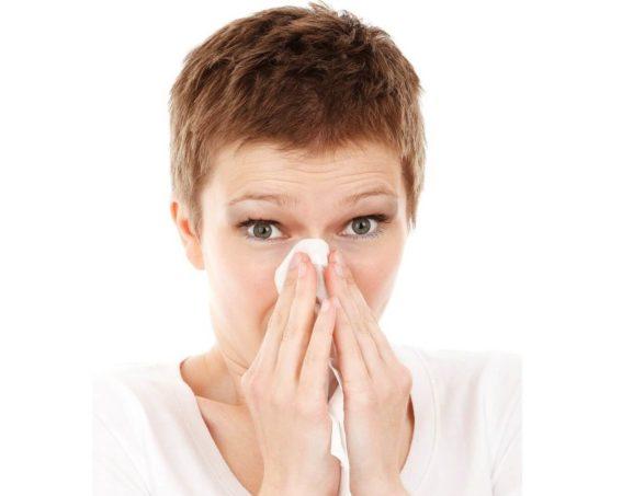 Krew z nosa w ciąży -przyczyny