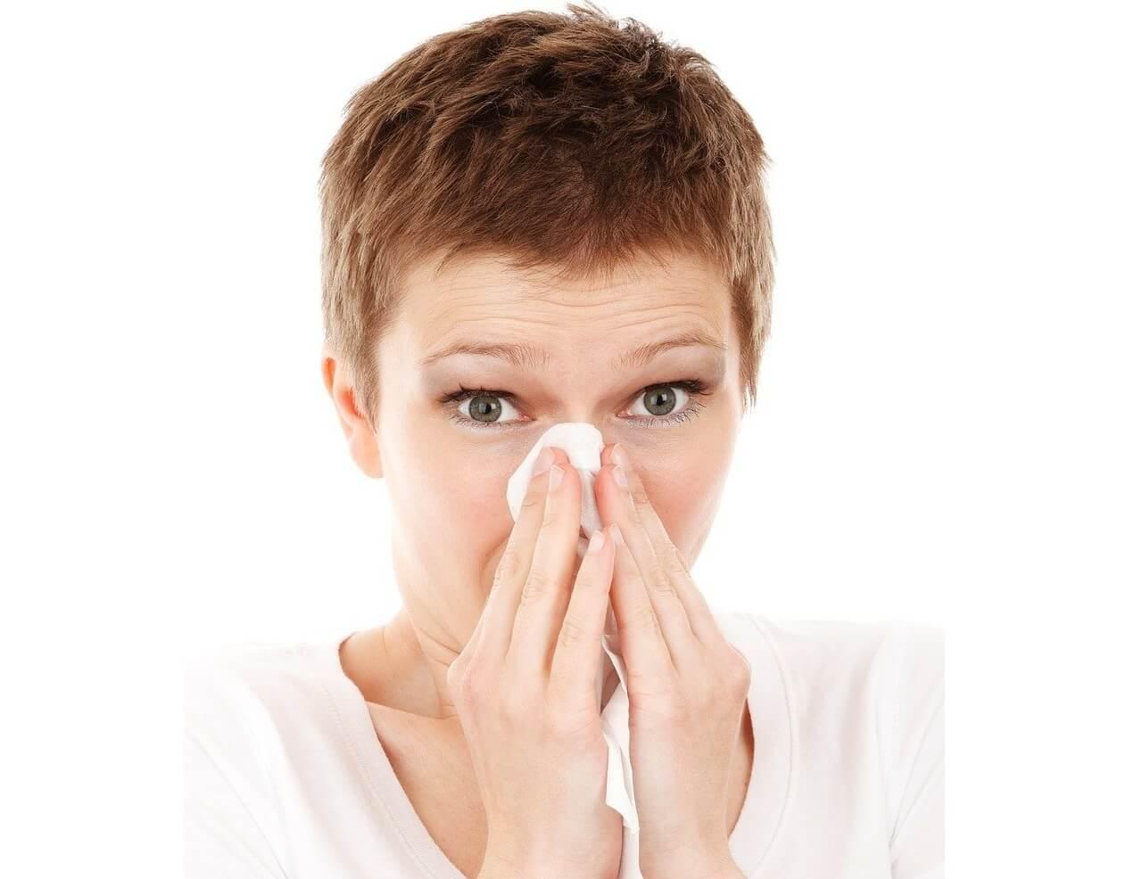 krew z nosa w ciąży jak zapobiegać