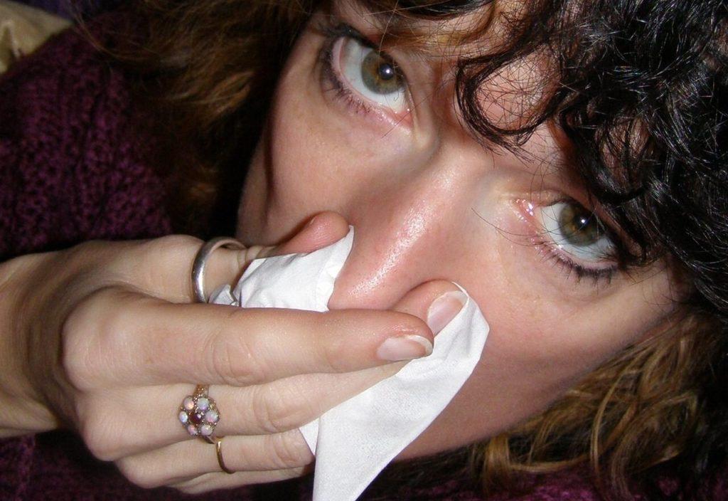 krwotoki z nosa w ciąży przyczyny