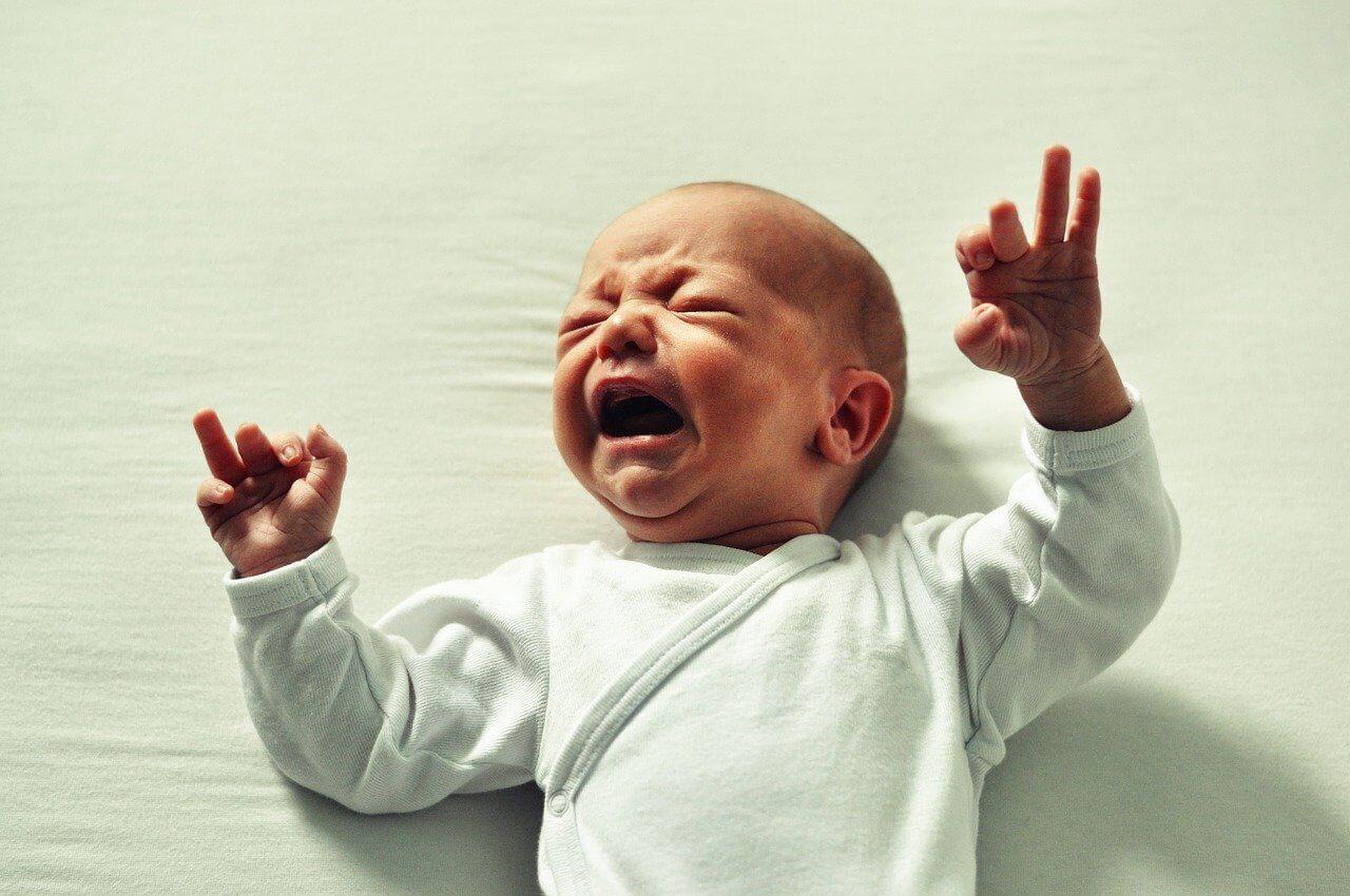 Łojotokowe zapalenie skóry u niemowląt