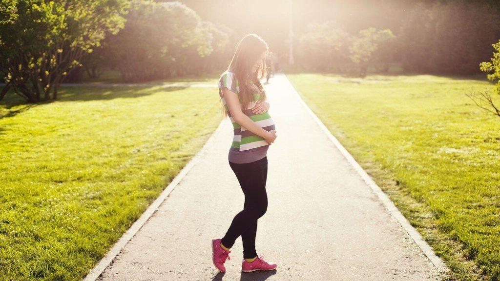 20 tydzień ciąży objawy