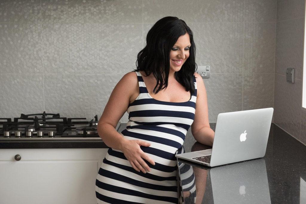 21 tydzień ciąży objawy