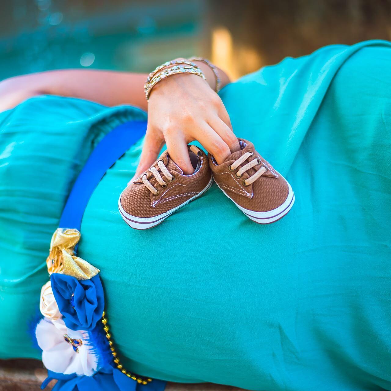 22 tydzień ciąży