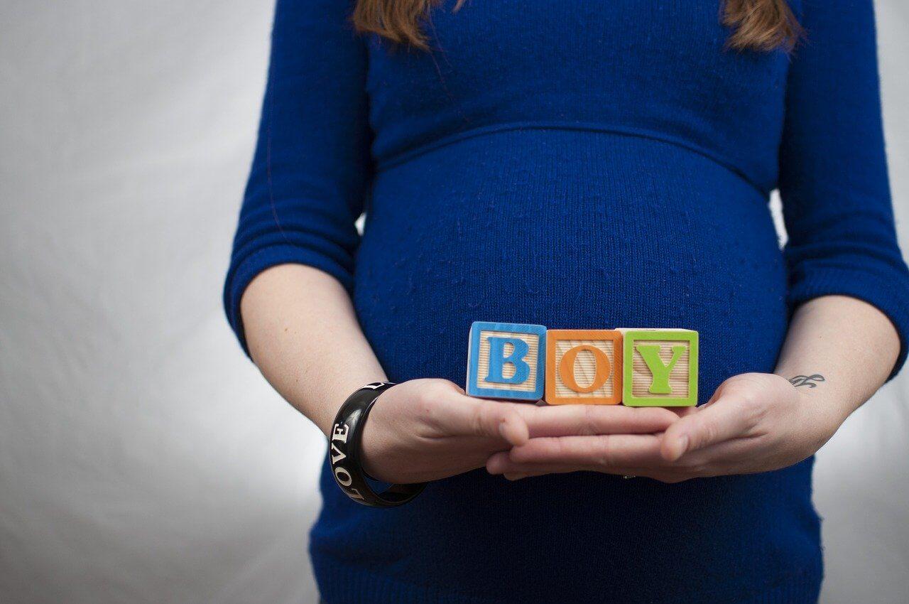 31 tydzień ciąży