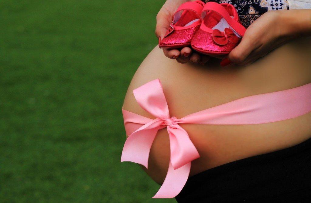 34 tydzień ciąży rozwój dziecka