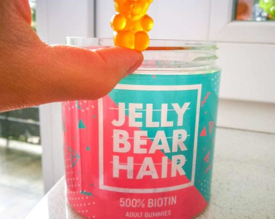 Jelly Bear Hair – Recenzja